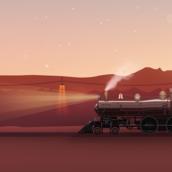 Dawn train [LG Home]