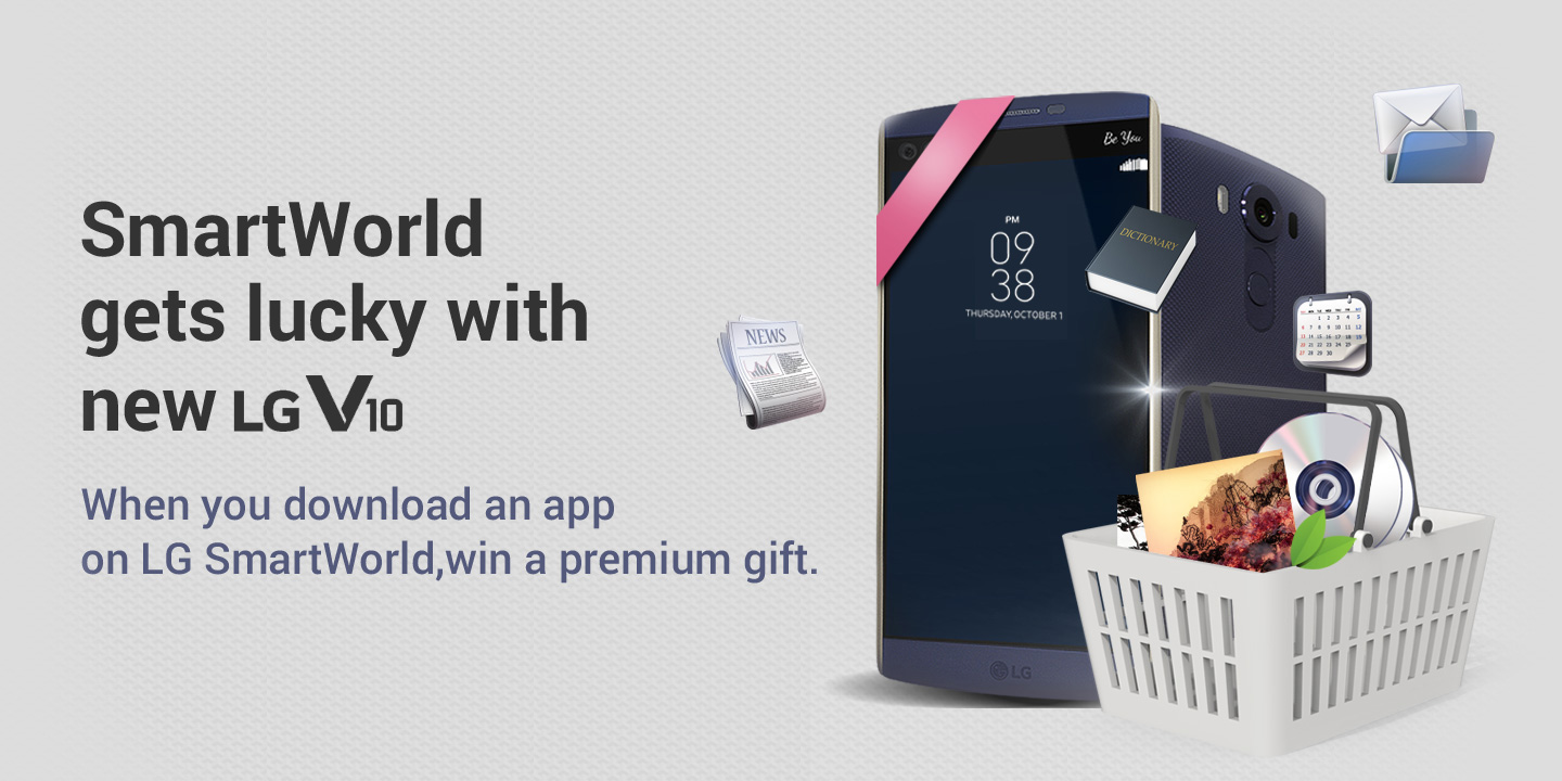[SmartWorld gets lucky with new 'LG V10']
